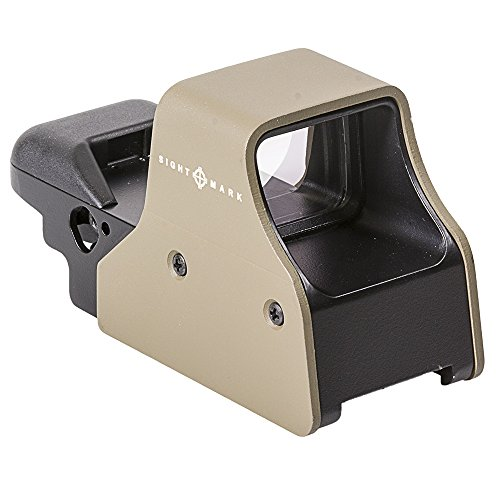 Sightmark Ultra Shot Plus Flat Dark Earth Red Dot (Red Dot Flat)