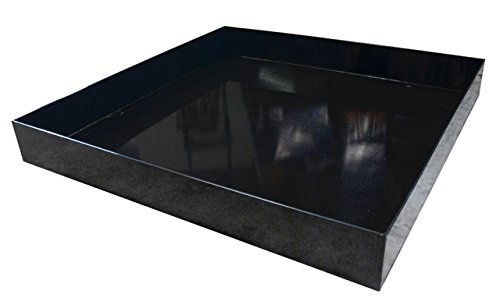 (UltraTech 9517 Ultra-Transformer Tray, 6' x 6', Black)