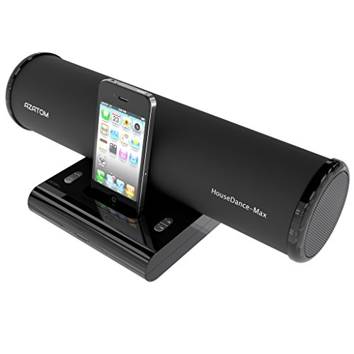 AZATOM House Dance Black: iPod - iPhone - iPod Touch and Nano docking...