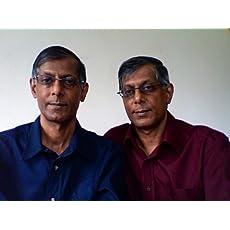 Rohan and Mohan Perera