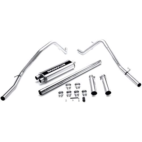 (Magnaflow 16700 Stainless Steel Dual Cat-Back Exhaust System )
