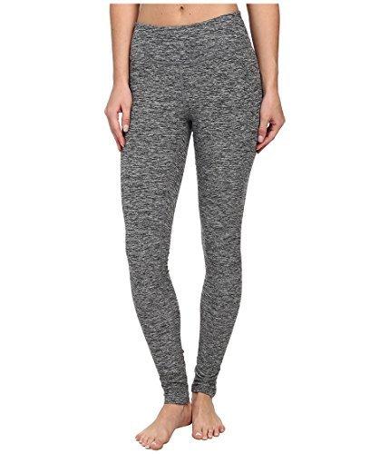 Beyond Yoga Women's Spacedye Long Essential Leggings, Black Space Dye 2XS (US 0) X 28