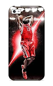houston rockets basketball nba (68) NBA Sports & Colleges colorful iPhone 5c cases