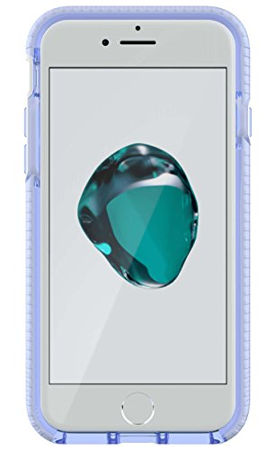 Gem Case - Tech21 Evo Gem Case for Apple iPhone 7/8 - Lilac