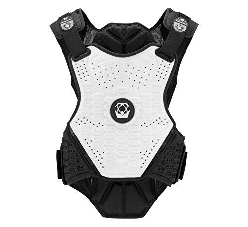 Atlas Brace Guardian Lite Chest Protector (WHITEOUT)