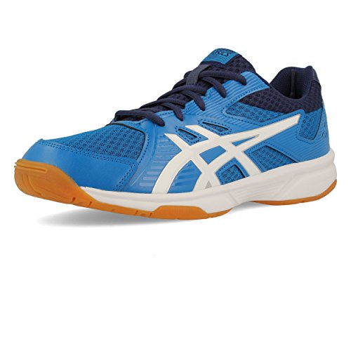 free shipping new cheap comfortable Asics Men's Upcourt 3 Squash Shoes Blue (Racer Blue/White 400) purchase cheap price buy cheap wiki perfect online dZopFKf