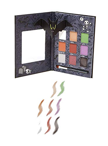 - Pop Culture Referenced Eye Shadow Palette Makeup Kits (Tokidoki Spooky)