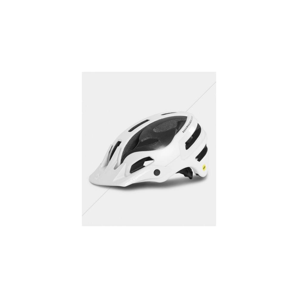 Sweet Protection Bushwhacker II Carbon MIPS Bike Helmet, Satin Black Metallic, Medium/Large by Sweet Protection