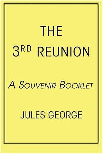 amazon com the 3rd reunion a souvenir booklet 9780595428939