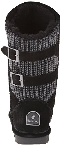 Black Boot Bearpaw Women's Winter Boshie 6wqHSHgW8U