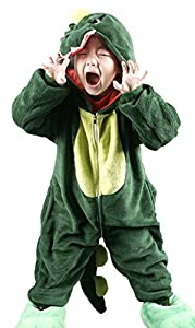 Mod Tree Kids Crocodile Polyester Onesies Sleepwear