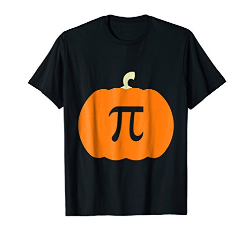 Pumpkin Pi Math Halloween T-Shirt for Trick or (Trick Or Treating Ideas For Costumes)