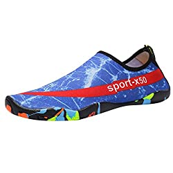 Couple Shoes Swimming Shoes Water Shoes Barefoot Quick Dry Aqua Shoes For Summer Home Walking Outdoor Indoor Beach