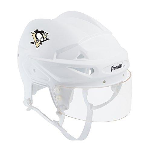 Franklin Sports NHL Pittsburgh Penguins Mini Hockey Player Helmet