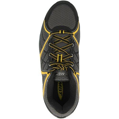 209Y volcano 700461 MBT 700461 fitness gray LACE SPORT JENGO uomo UP NEUTRAL scarpe black mustard zfq6dwgfZ