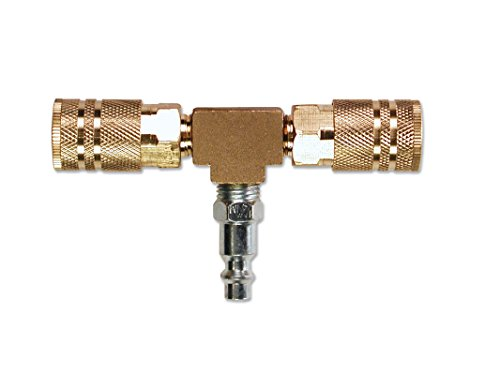 Primefit m way t style air manifold with
