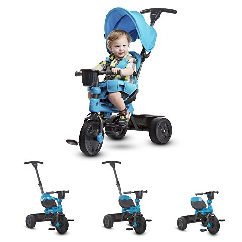 JOOVY Tricycoo 4.1 Tricycle, Blue by Joovy (Image #1)