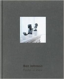Ben Johnson: Foster in View