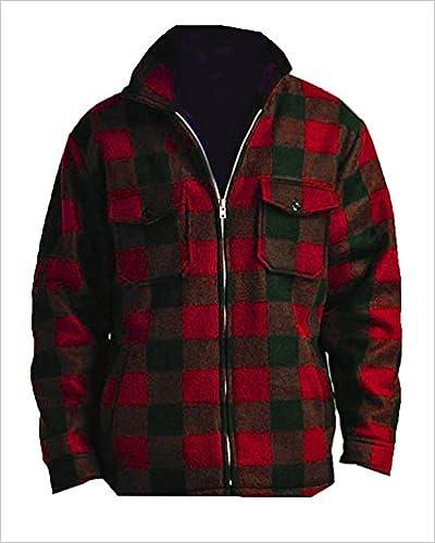 Woodland Supply Co. Men's Heavy Warm Fleece