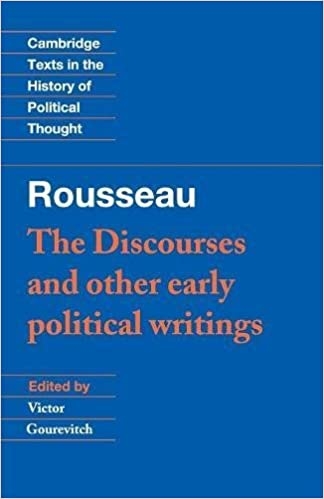 Jean Jacques Rousseau The Second Discourse Pdf Writer