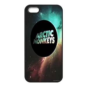 High quality Arctic Monkey logo, Rock band music,Arctic Monkey band protective case cover For Apple Iphone 5 5S Cases QH596718065