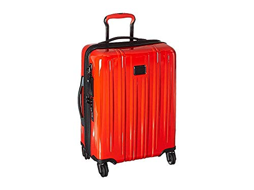 - TUMI - V3 Continental Expandable Carry-On Luggage - 22 Inch Rolling Suitcase for Men and Women - Sunset