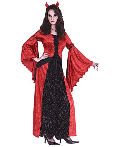 [Classic Devil Princess Sexy Womens Costume Sizes: Small-Medium] (Sexy Devil Costumes Ideas)