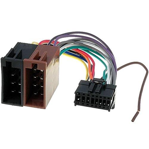 Adapterkabel ISO f/ür Autoradios Pioneer 16 pin 03