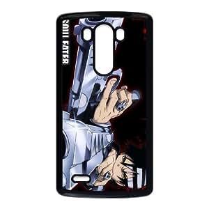 SOUL EATER LG G3 Cell Phone Case Black MSU7140573