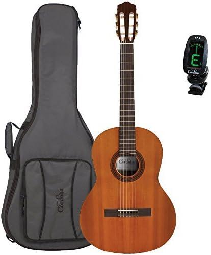 Cordoba Dolce 7/8 Escala guitarra clásica con bolsa de concierto ...