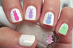 Easter Nail Art Decals
