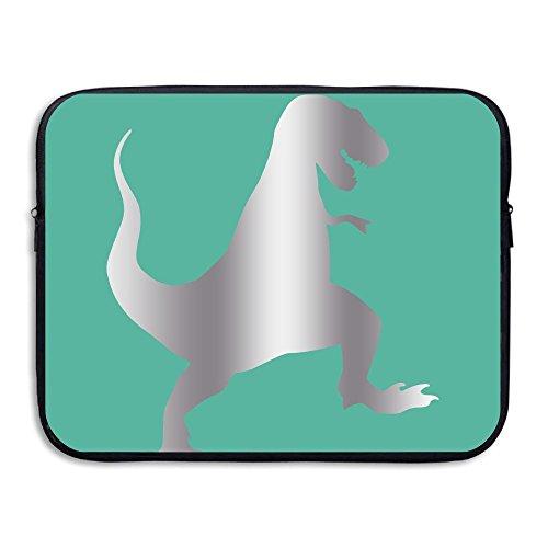 Computer Bag Laptop Case Slim Sleeve Dinosaur Waterproof 13-15In IPad Macbook ()