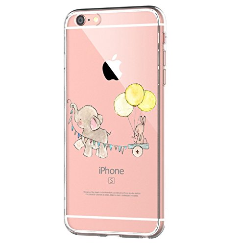Case 20 Basic - Case for iPhone 6 6S,Wouier Thin Case Cover TPU Rubber Gel 4.7