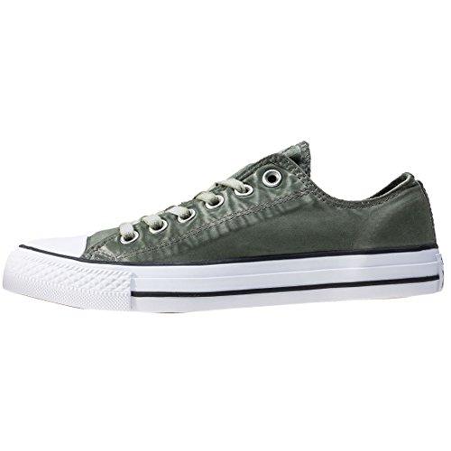 Converse All Star OX Herren Sneaker Grün Grün