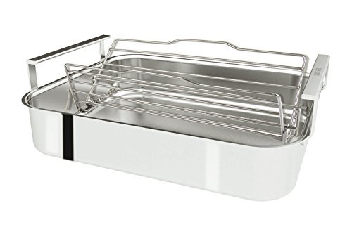 Cristel France Stainless Steel Roaster by Cristel