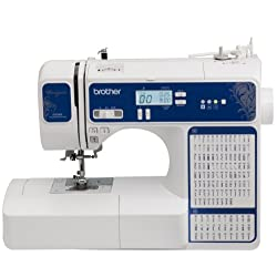 Brother Designio Series DZ2400 Computerized Sewing and Quilting Machine