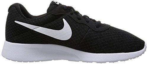 Nike Air Huarache Loopschoenen, Zwart Wit / Desert Oranje / Wit