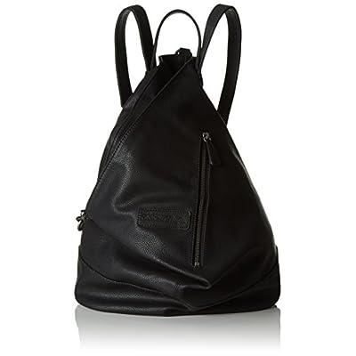 Fritzi aus Preußen Women's Tomke Backpack Black Schwarz (Black-Be) - more-bags