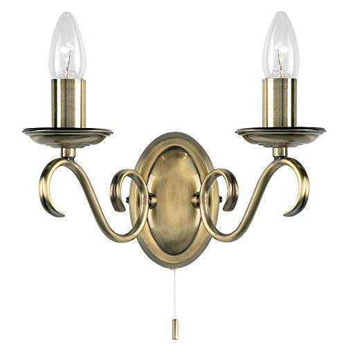 Candle Sconce Endon 2030-2AN