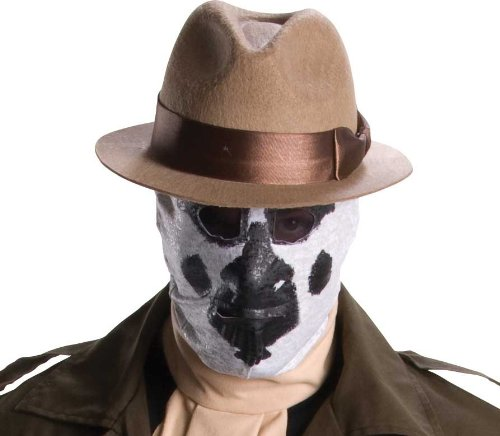 Rorshack Costumes (Watchmen Rorschach Stocking Mask)