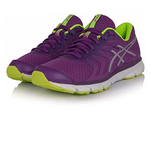 Asics À Chaussure Pied Xalion Purple de Gel Course Women's 3 rHqnraC