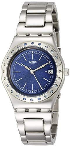 swatch SWATCH Watch Irony Medium (Irony Medium) BLUROUND (Blue Round) Women YLS457G1J Ladies [Regular Imported Goods]