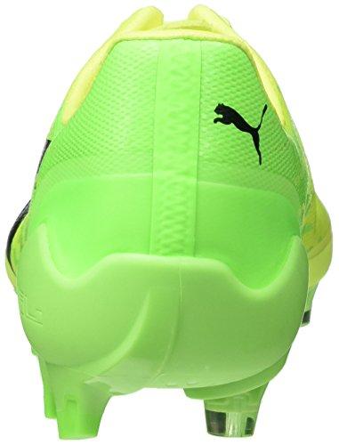 Homme Puma vert Pour Gecko Evospeed Jaune puma scurit Sl De Chaussures 01 Fg Jaune 17 Football Noir rwrzx4CqH