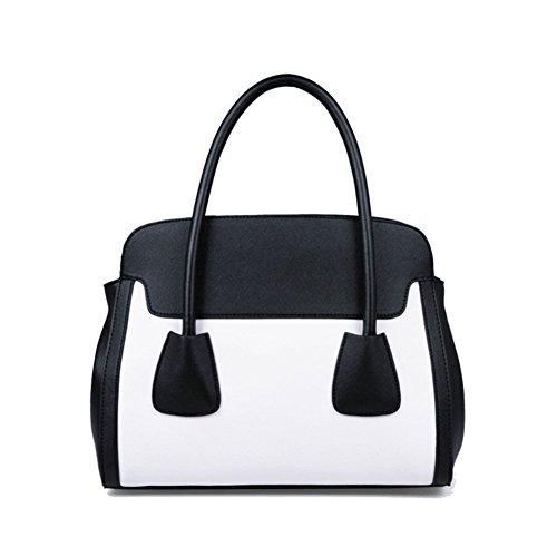 Superman Silver Foil (Walcy PU Leather Europe Women's Handbag,Square Cross-Section Hit The Color Package)