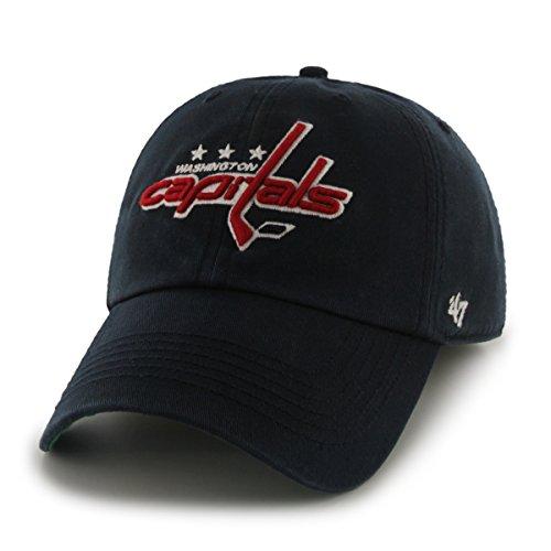 Washington Capitals Snap (NHL Washington Capitals Franchise Fitted Hat, XX-Large, Navy)