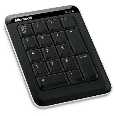 Microsoft Bluetooth Number Pad by Microsoft