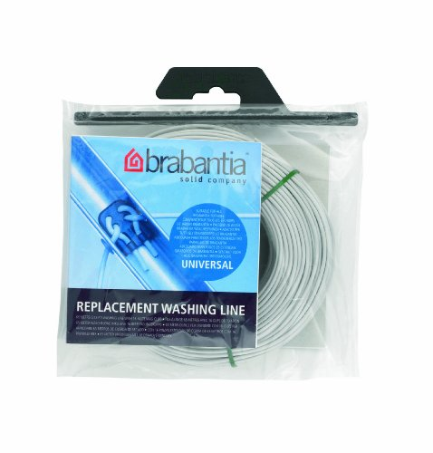 Clothesline Replacement - Brabantia Replacement Clothes Washing Line, 65 m