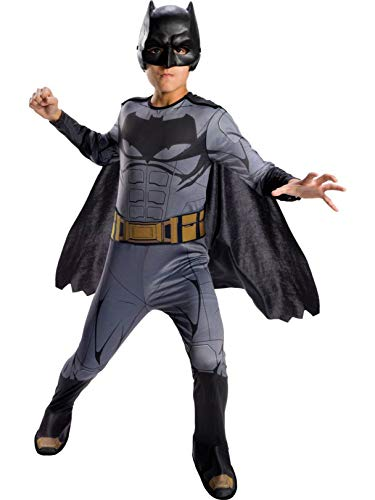Rubie's Justice League Child's Batman Costume, Large ()