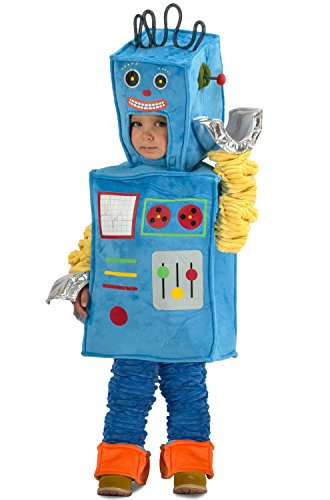 Princess Paradise Racket the Robot Costume, Multicolor, 18 months/2T