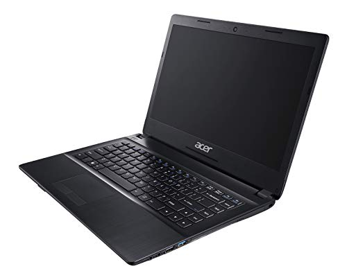 Acer Acer One Intel Pentium Gold 4415U Processor 14-inch Display 1366 x 768 Laptop (4 GB Ram/1TB HDD/Windows 10 Home/Integrated Graphics/Black/1.8kgs), Z2-485